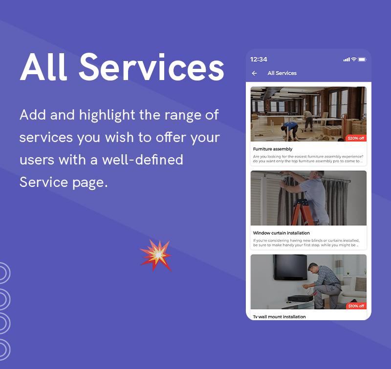 1  Handyman Service 5 All Services