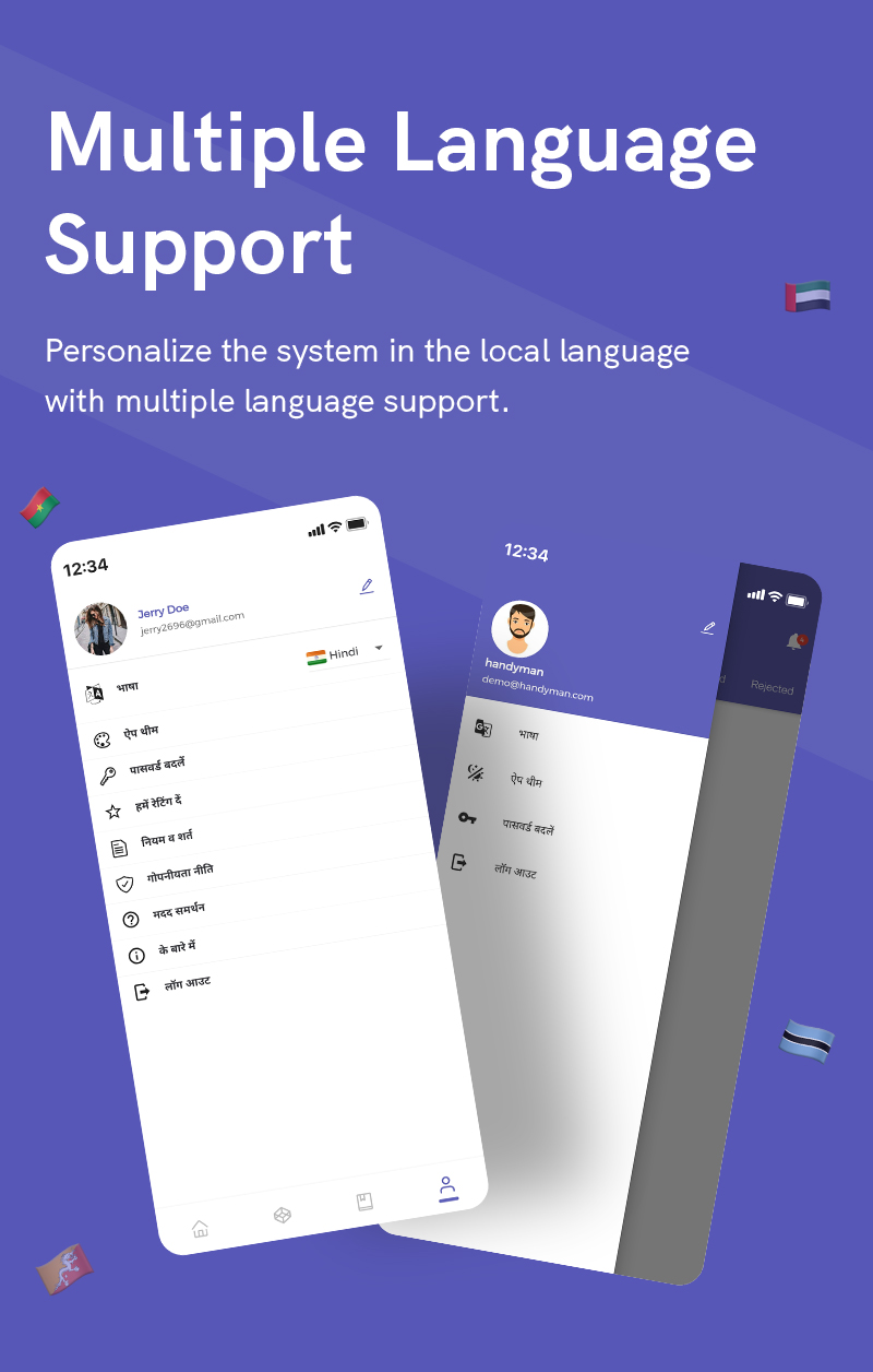 1  Handyman Service 1 Multilanguage support