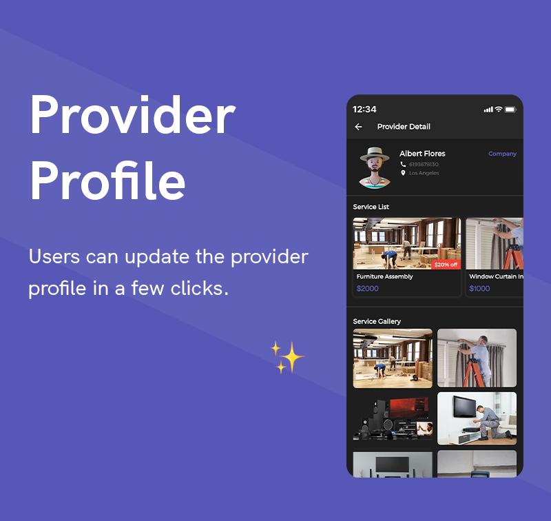 1  Handyman Service 8 Provider Profile