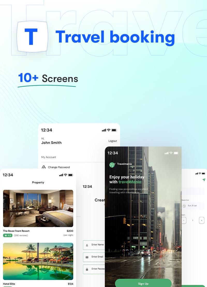 Android Jetpack Compose UI Kit | Prokit | Iqonic Design android jetpack compose ui kit Prokit 3 Theme