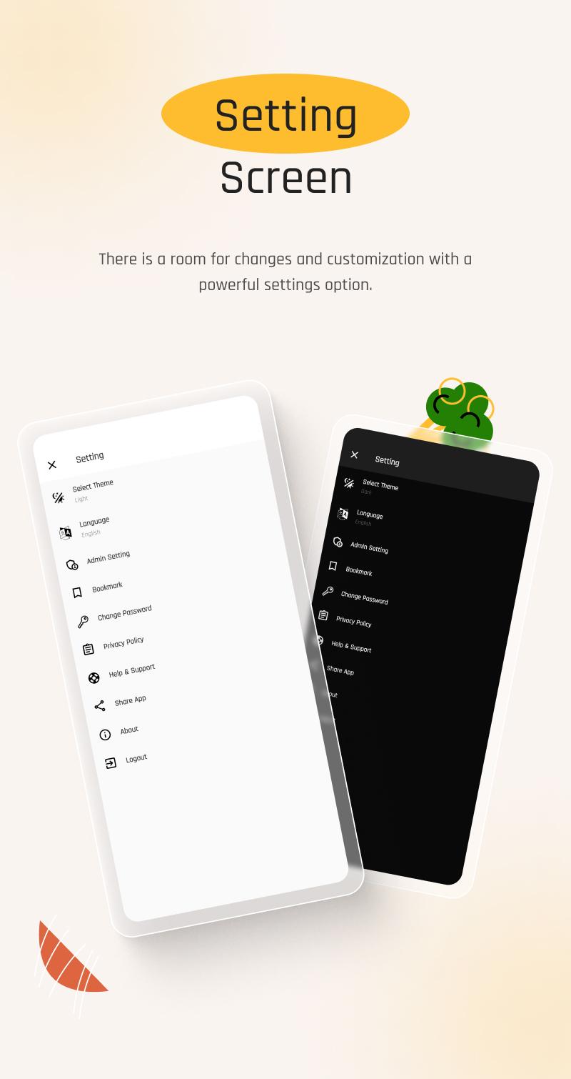 flutter recipe app | Ricetta | Iqonic Design flutter recipe app with laravel backend Ricetta 12