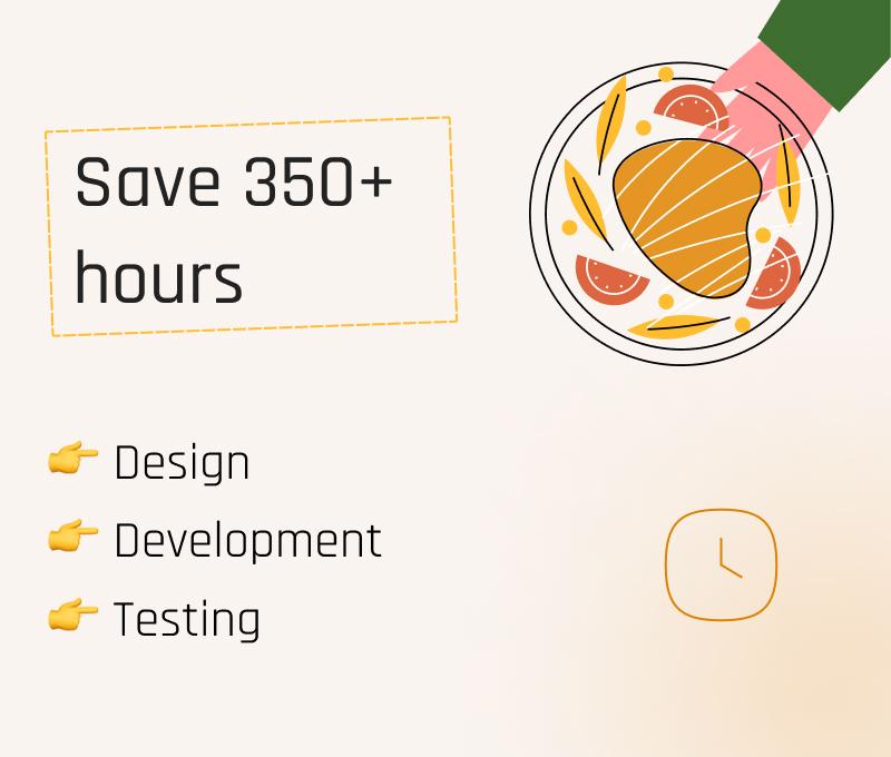 flutter recipe app | Ricetta | Iqonic Design flutter recipe app with laravel backend Ricetta 18