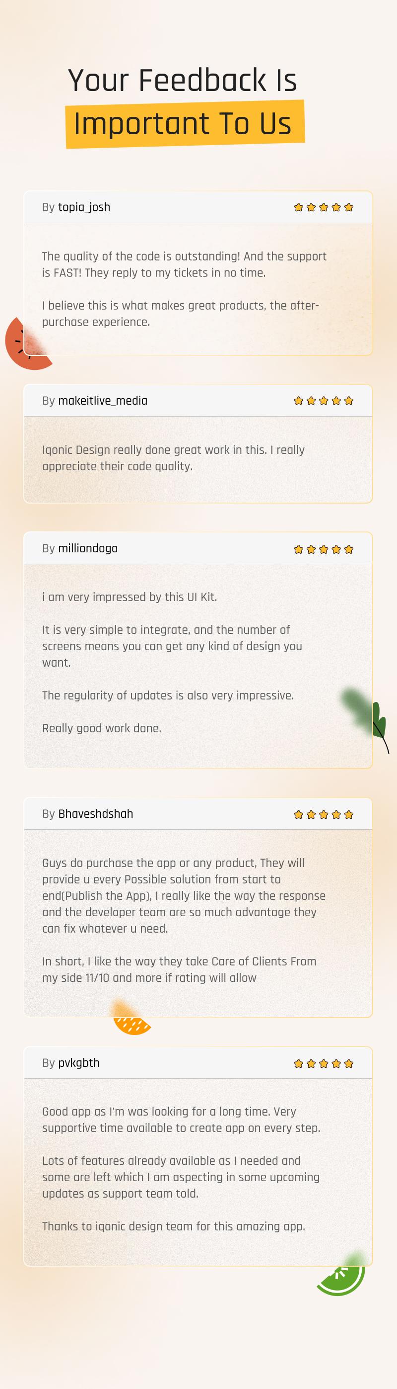 Flutter Recipe App with Laravel Backend | Ricetta | Iqonic Design flutter recipe app with laravel backend Ricetta 19