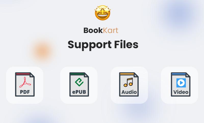 Flutter Ebook Reader App For WordPress with WooCommerce | Bookkart | Iqonic Design flutter ebook reader app for wordpress with woocommerce Bookkart 16