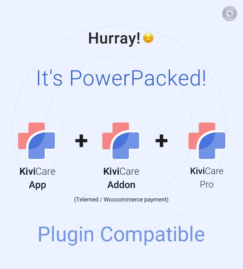 KiviCare Flutter 2.0 App – Clinic & Patient Management System - 7 clinic and patient management system KiviCare Flutter 2.0 App pro