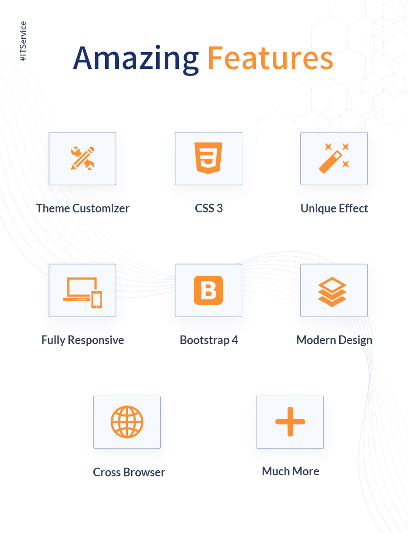 intro it solutions and technology hubspot theme Logik 06
