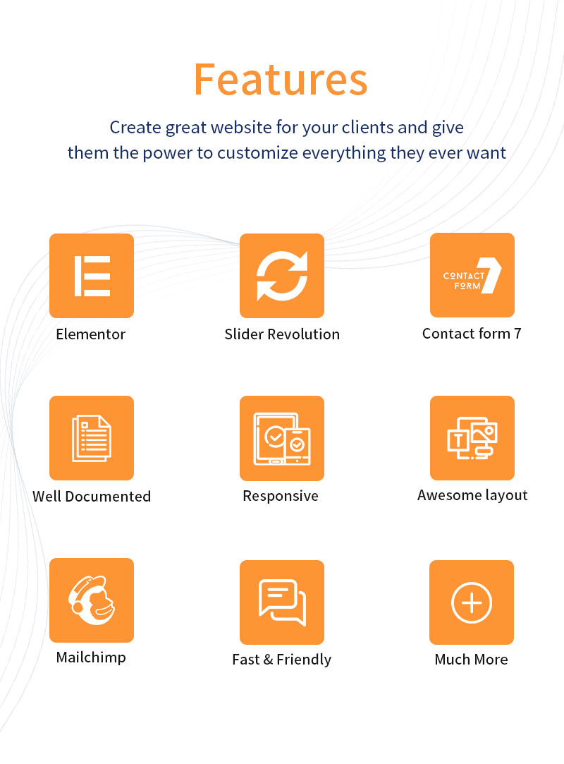 IT Services WordPress Theme | Logik | Iqonic Design it solutions and technology wordpress theme Logik 05 features new