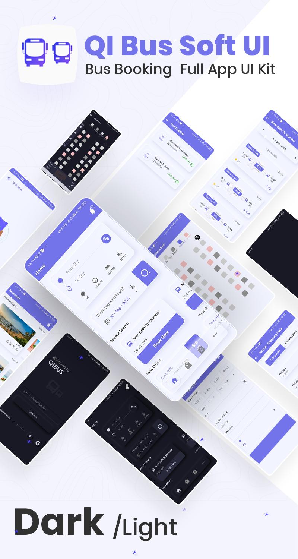 Prokit - Biggest Android UI Kit - 12 biggest android ui kit Prokit full app 2