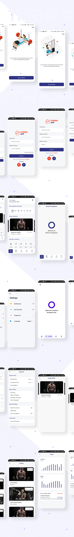 Biggest Flutter 2.0 UI Kit | Prokit | Iqonic Design biggest flutter 2.0 ui kit ProKit theme 6