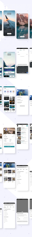 Flutter UI Kits | Prokit | Iqonic Design biggest flutter 2.0 ui kit ProKit theme 7