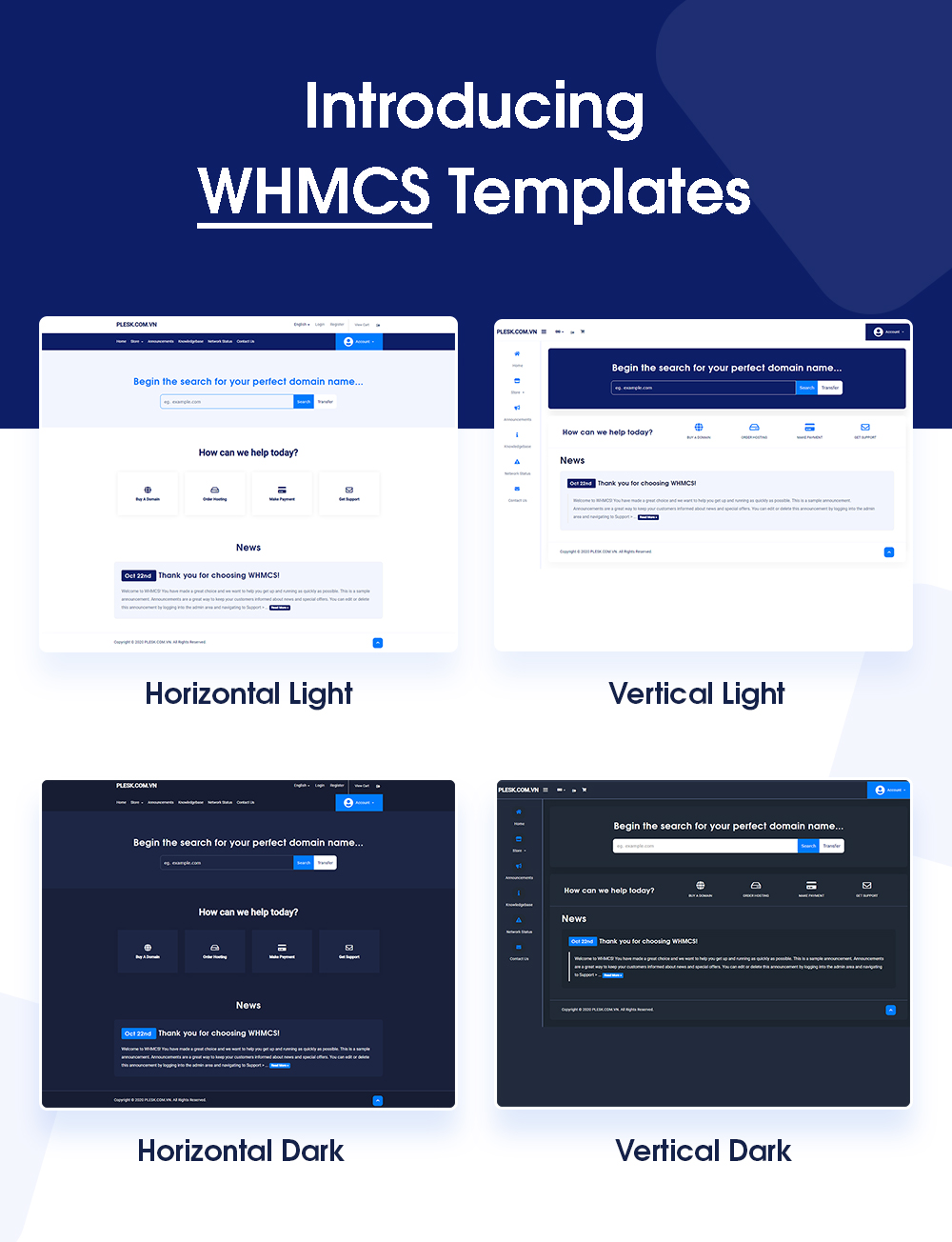 WHMCS Cloud Computing Apps and Server WordPress Theme | Qloud | Iqonic Design cloud computing, apps and server html, whmcs, vue & angular template Qloud 1