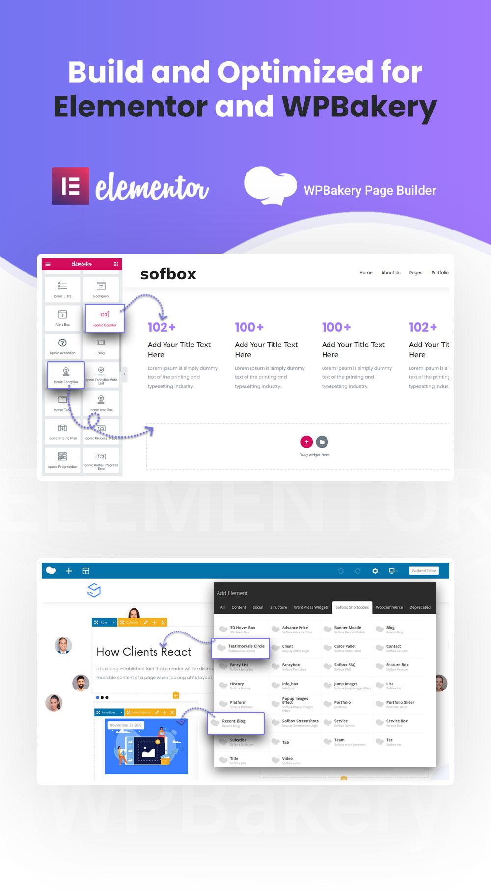 Sofbox - Tech & SaaS Multipurpose Software Landing Page - 7 tech & saas multipurpose software landing page Sofbox n41