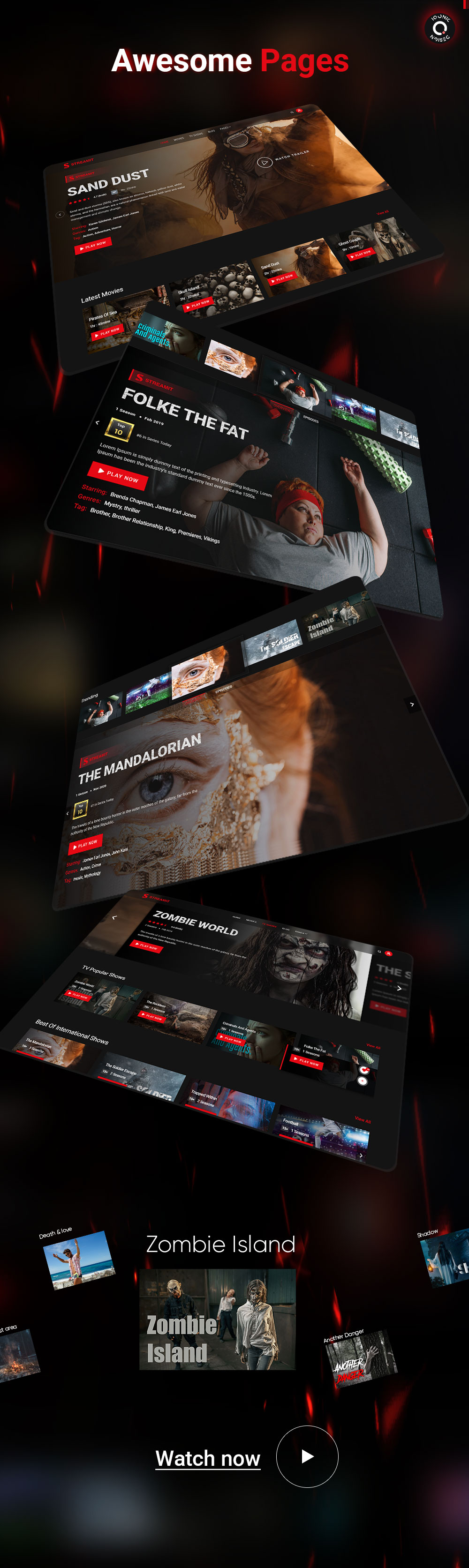 Streamit | Video Streaming WordPress Theme + RTL - 12