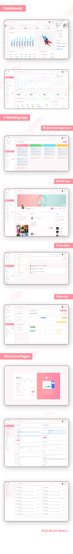 Vito - Angular 9 (NgRx State) Admin Dashboard Template - 6 angular 9 (ngrx state) admin dashboard template Vito A2