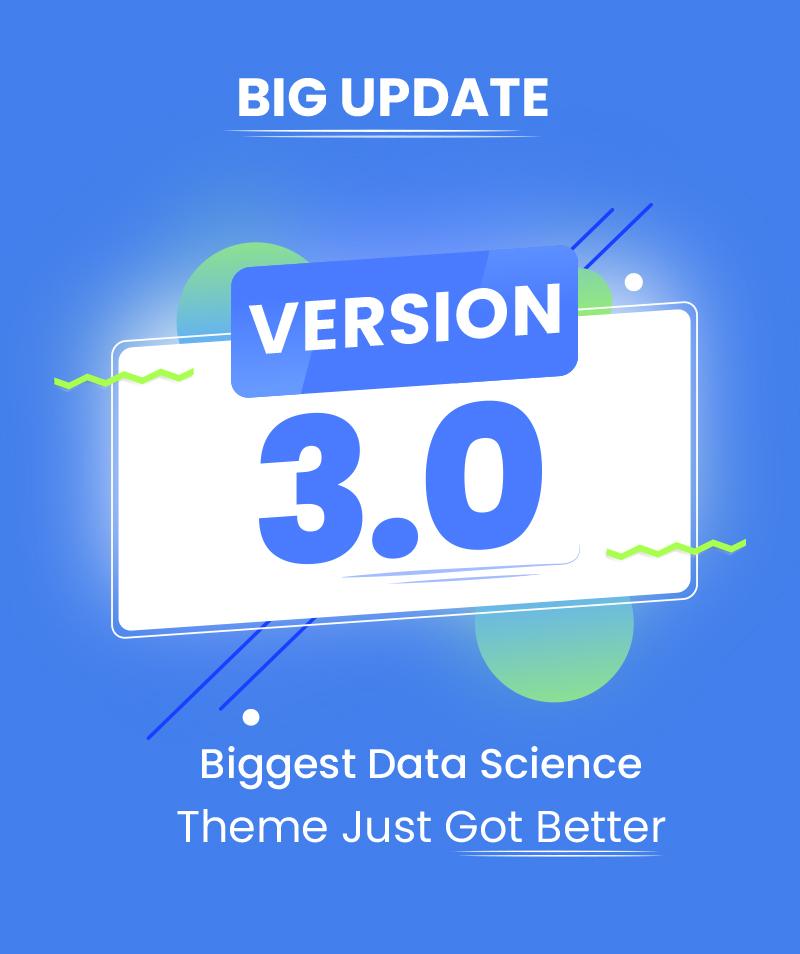 Xamin | Data Science & Analytics Saas WordPress Themes data science and analytics saas wordpress theme Xamin new update