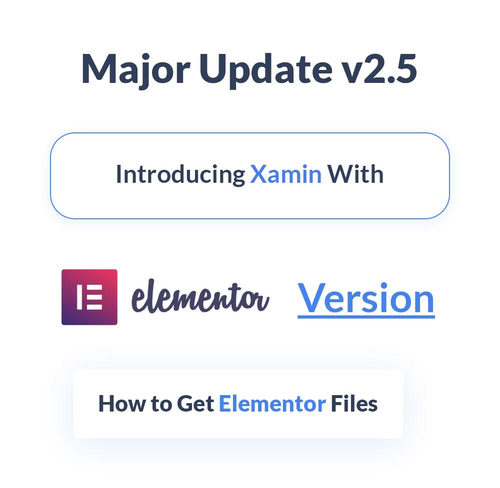 Xamin | Data Analytics WordPress Theme data science and analytics saas wordpress theme Xamin updateelementor