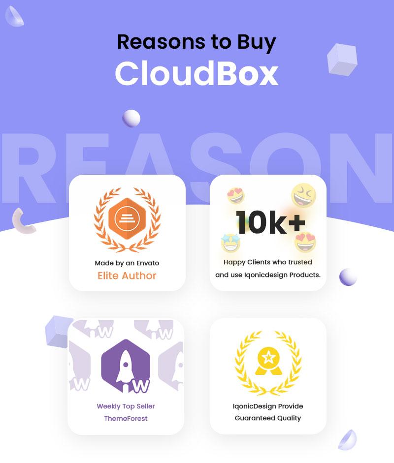 CloudBox | VueJS, HTML File Storage Admin Dashboard Template - 11 vuejs html file storage admin dashboard template CloudBox 5