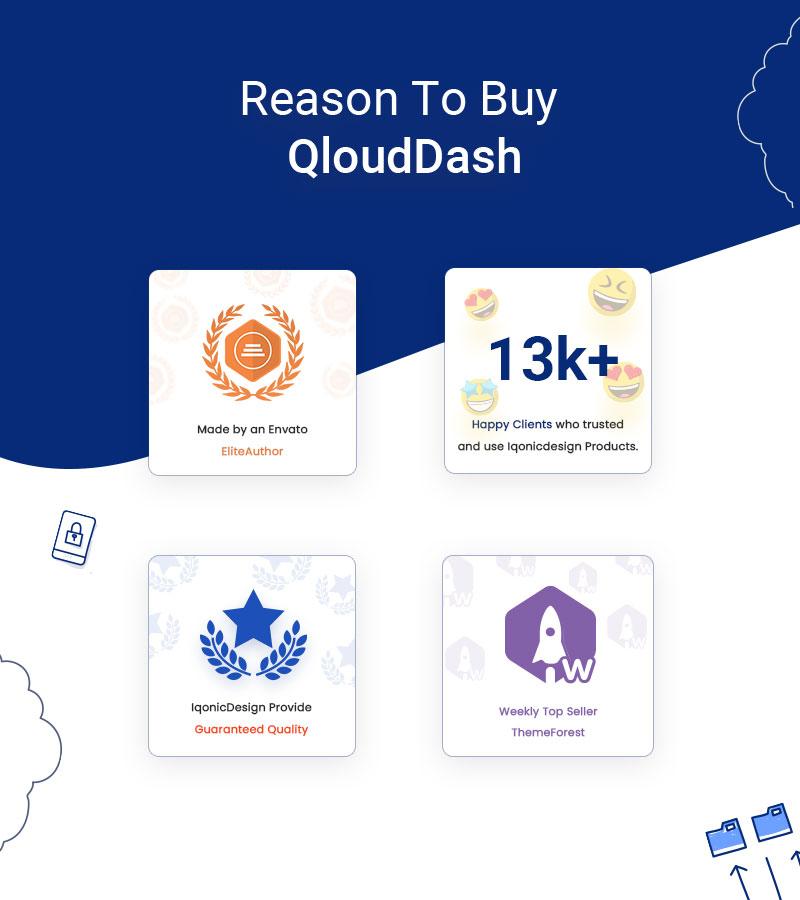 QloudDash | Cloud Service Admin Template - 8 cloud service admin template QloudDash 03