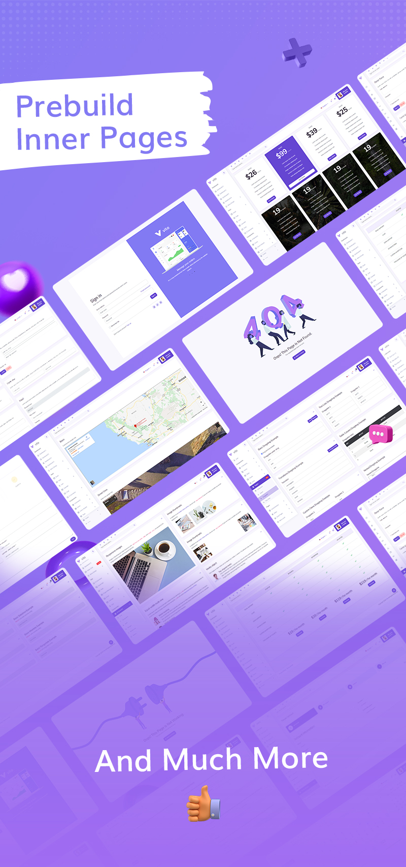 Vuejs React Angular HTML & Laravel Admin Dashboard Template | Vito | Iqonic Design vue laravel html admin dashboard template Vito 04